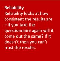 Reliability Definition